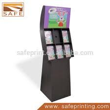 Cardboard Book Display Stands Oem Cardboard Book Display StandsOem Custom Magazine Cardboard 75