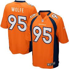 Denver Wolfe Jersey Jersey Wolfe Broncos Wolfe Broncos Denver Broncos Denver