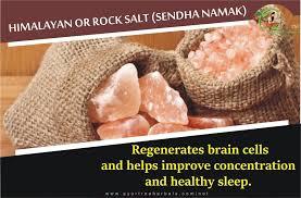 Image result for rock salt benefits