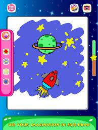 Đứa bé Học tập Vẽ tranh Và Màu Sách cho Android - Tải về APK