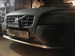 Volvo Xc70 Light Bar