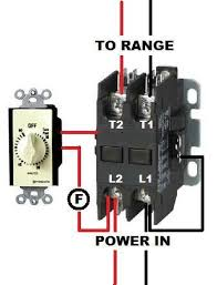 wiring up a contactor simple wiring diagram wiring a contactor on a timer doityourself com community forums single phase contactor wiring diagram