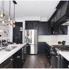 11 Beautiful Black Kitchen Design