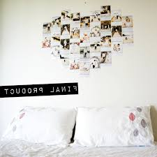 diy room decor easy amp simple wall art ideas you inside bedroom elegant best for home with