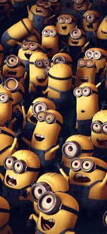 iphonexpapers iphone x wallpaper ar84 minions deable me