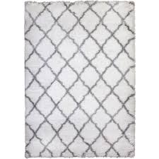 home dynamix carmela ivory gray trellis 9 ft x 12 ft indoor