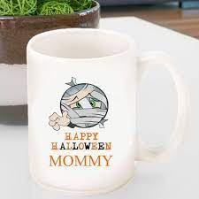 20% off with code fourthjuly21. Personalized Halloween Coffee Mugs A Gift Personalized