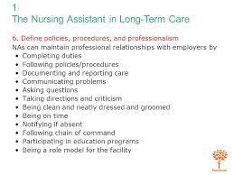 Cna Job Description For Resume Duties Example Certified Nursing ...