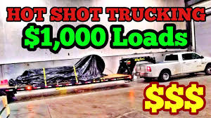 $1,000 Per Day Hot Shot Trucking, New Trucking Authority, Wired ...