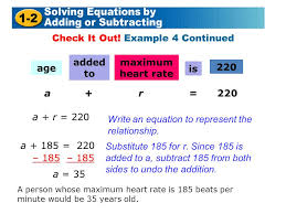 equation for maximum heart rate jennarocca