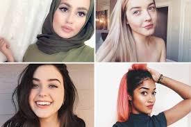 este lalonde ingrid nilsen jaclyn hill and meghan rienks are four totally unique women with diffe