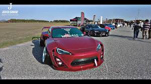 Video Toyota Gt86 Jdm Widebody With Ferrari Airs
