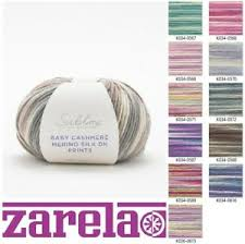 Details About Sublime Baby Cashmere Merino Silk Dk Prints 50g All Colours