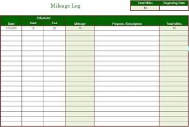 Free Excel Mileage Log Spreadsheetzone Free Excel Spread Sheets