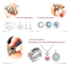 interchangeable jewlery what is snap jewelry whole