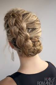 Braided Updo Hairstyles 65 Awesome Hairstyle For Curly Hair Dutch Braid Tutorial Hair Romance