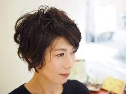 鈴木 保奈美 髪型