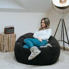 corduroy bean bag chair corduroy retro classic bean bag xl corduroy bean bag chair pillowfort