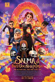 Phim Salma Và Điều Ước Nhiệm Màu Vietsub Thuyết Minh HD