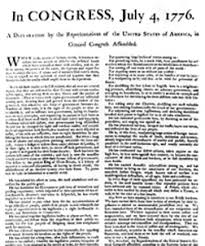 declaration of independence grievances patriot and loyalist  declaration of independence grievances patriot and loyalist response american revolution primary sources for teachers america in class