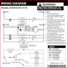 furnace wiring diagram wiring diagram and schematic design electric furnace wiring diagram low vole wiring diagram