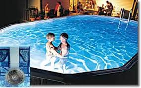 NiteLighter Ground Pool Lights
