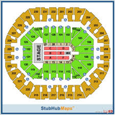 Bridgestone Arena Seating Chart Drake Drake And Future Oracle Arena Oakland Tickets Section 108
