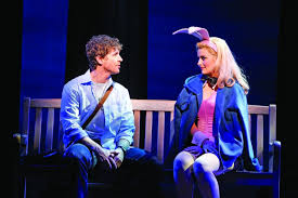 Legally blonde musical review