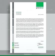 Business Letterhead Template Psd Chanceinc Co