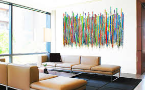 large abstract wall sculpture  original contemporary wall art