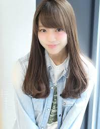 綺麗な縮毛矯正ロングストレートso 223 ヘアカタログ髪型ヘア