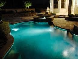 inground pools at night. Wonderful Night Inside Inground Pools At Night I