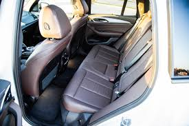 2018 bmw x3 m40i rear seats legroom