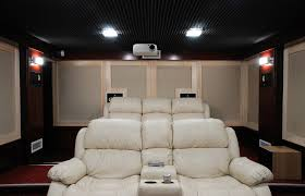 design home theater with exemplary mind blowing home theater