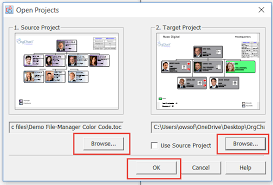 Using The Compare Tool In Orgchart Orgchart