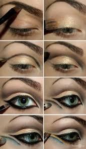 make 23 gorgeous eye makeup tutorials mermaid eyes makeup to look stunning this kinda has a