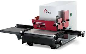 Series <b>HM 15</b> Automatic Stapling Machine f0r flat and saddle stapling