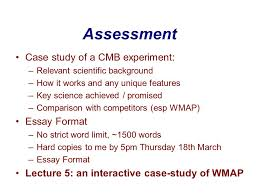 anisotropies in the cmb ppt video online  assessment case study of a cmb experiment essay format