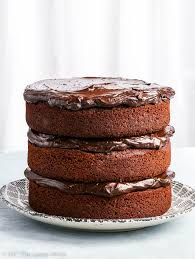prepare to be blown away by this healthy paleo chocolate cake it s decadent it s chocolatey and i bet you can t tell it s also gluten dairy and refined