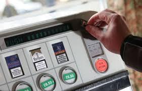 Ban On Cigarette Vending Machines Interesting Cigarette Vending Machines Banned Near Schools Tobacco World