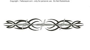 Barbed Wire Embroidery Design Barbed Wire Tattoo Google Haku Barbed Wire Tattoos Free