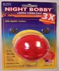 lighted fishing bobber bobbers