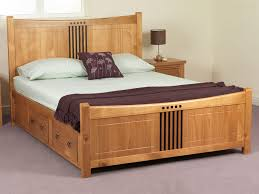 double bed designs in wood decorate my house