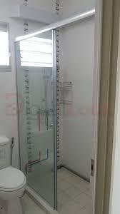 hdb and condo glass shower screen and glass door by my digital lock bukit batok yishun in singapore call 91616282