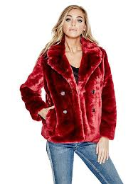jill faux fur embroidered jacket guess uk guess sunglass guess for