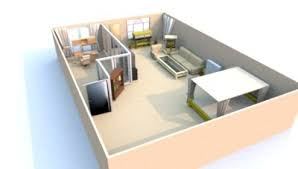 3d office design. Simple Design Interior Design Using Sweet Home 3D Intended 3d Office