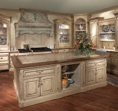 Attractive Old World Style For Kitchens Amazing Design