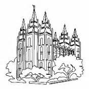 Small Picture Love to see the temple coloring page and Salt Lake City Temple