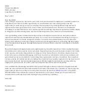 Cover Letter Mckinsey Mckinsey Cover Letter Sample