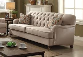 beige tufted sofa. Simple Beige Intended Beige Tufted Sofa T